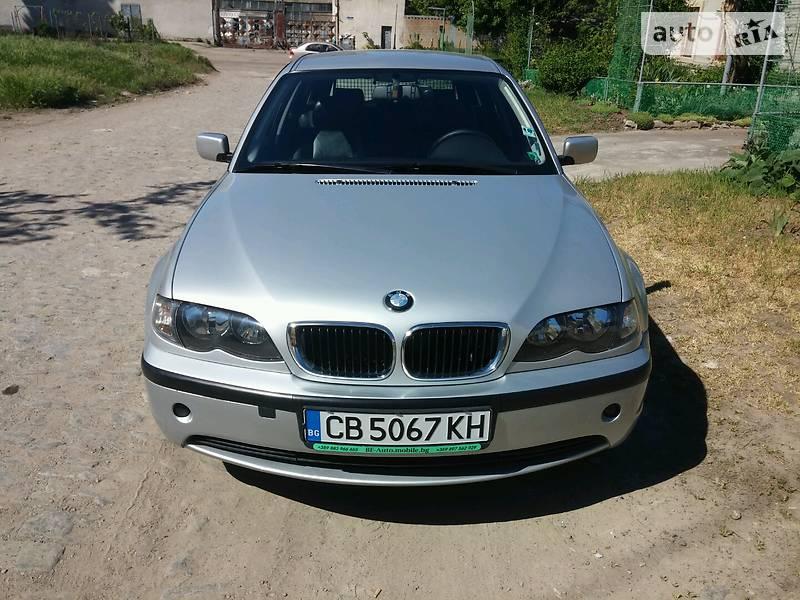 BMW 320 2005 в Одесі