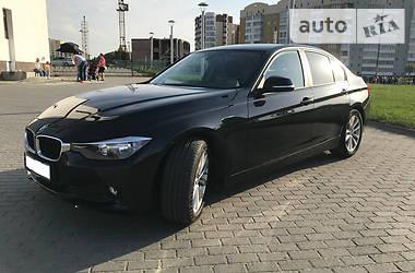 BMW 320 2014 в Львове