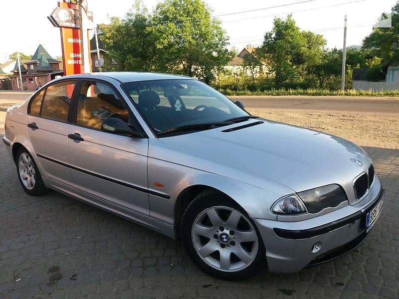 BMW 320 2000 в Тячеве