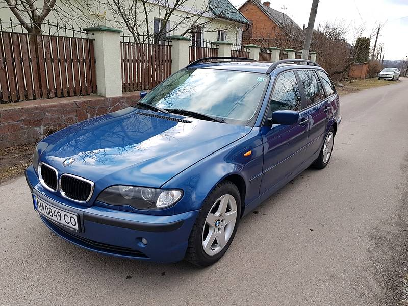 BMW 3 серия 2003 года в Киеве