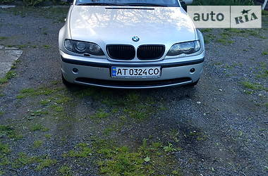 BMW 320 2003 в Тысменице