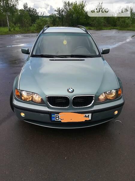 BMW 3 серия 2003 года в Львове