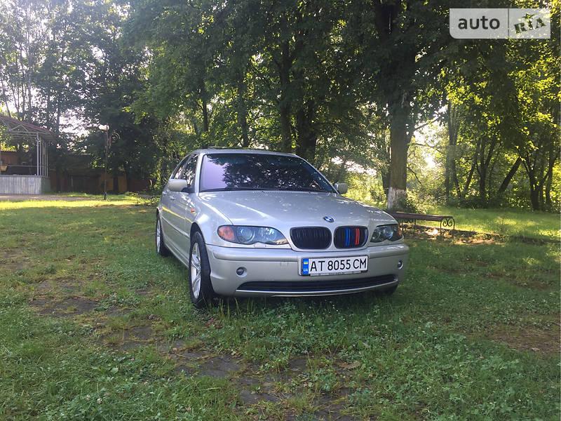BMW 3 серия 2003 года в Ивано-Франковске