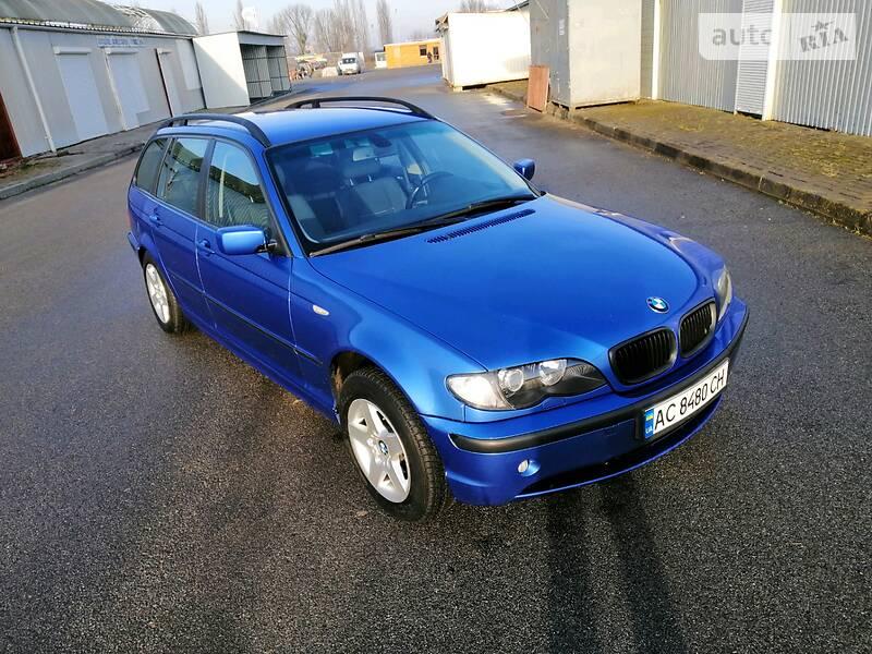 BMW 320 2002 в Луцке