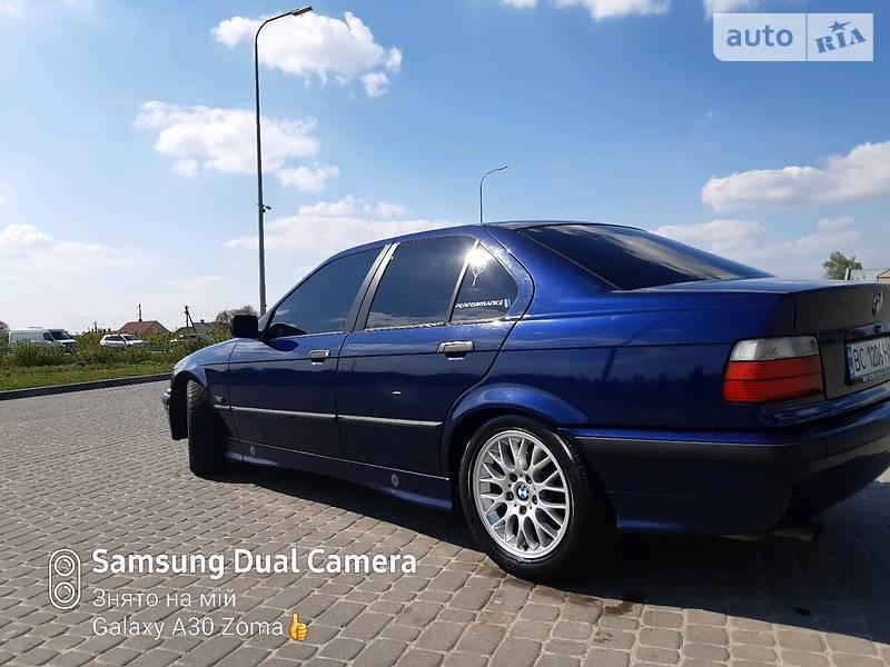 BMW 320 1995 в Львове