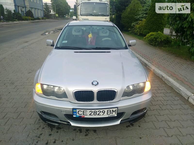 BMW 320 1998 в Черновцах