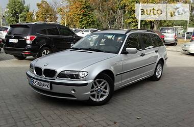 BMW 320 2002 в Днепре