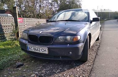 BMW 320 2002 в Самборе