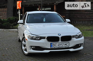 BMW 320 2015 в Львове