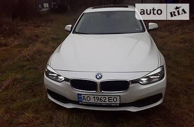 BMW 320 2017 в Рахове