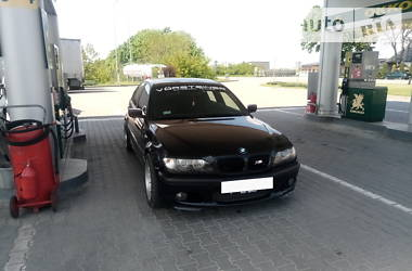 BMW 320 2002 в Черновцах
