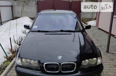 BMW 320 2001 в Здолбунове