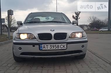 BMW 320 2004 в Коломые