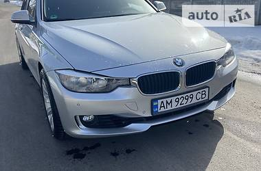 BMW 320 2013 в Попельне