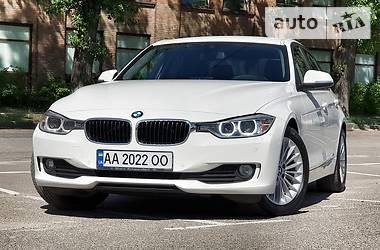 Седан BMW 320 2015 в Киеве