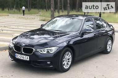 Седан BMW 320 2017 в Киеве