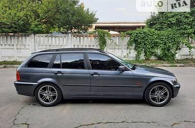 Универсал BMW 320 2001 в Полтаве
