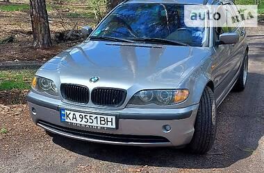 Унiверсал BMW 320 2002 в Києві