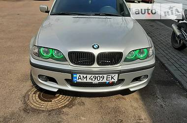 Седан BMW 320 2001 в Житомире