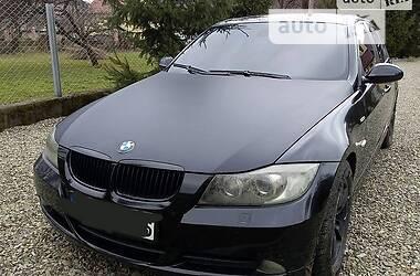 Седан BMW 320 2007 в Ужгороді