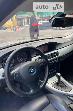 Седан BMW 320 2005 в Днепре