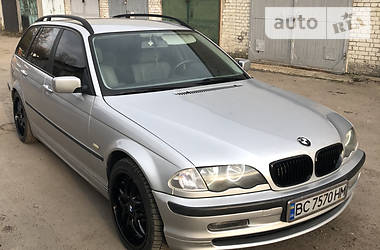 BMW 323 2000 в Львове