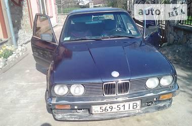 BMW 324 1986 в Ивано-Франковске