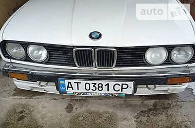 Седан BMW 324 1986 в Тлумаче