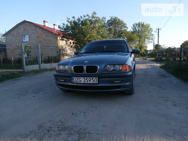 BMW 325 1999 в Львове
