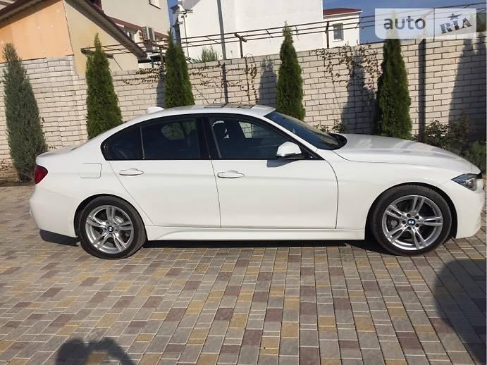 BMW 328 2016 в Одессе