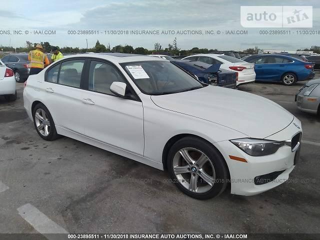 BMW 3 серия 2012 року в Києві