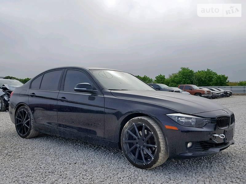 BMW 3 серия 2013 року в Києві