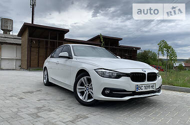Седан BMW 328 2015 в Борисполі