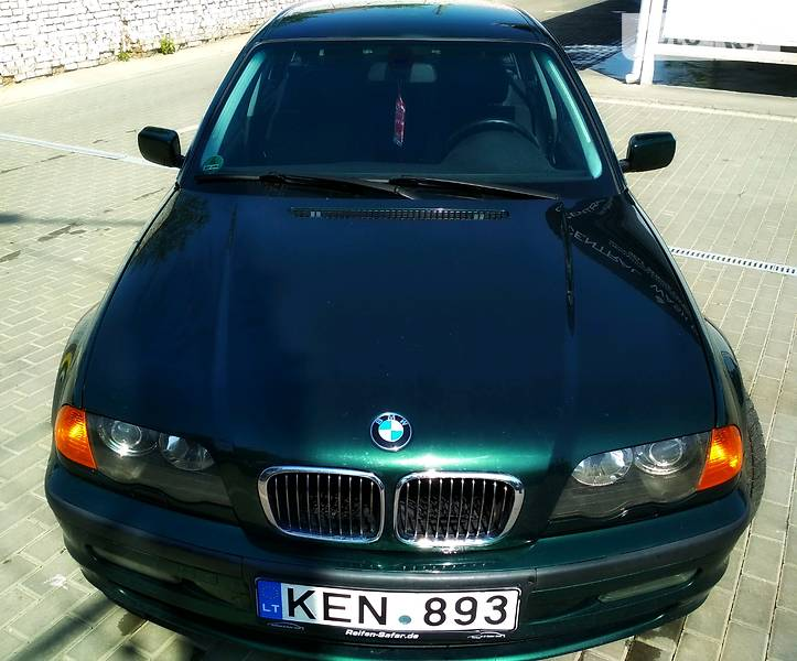 BMW 330 2001 в Виннице