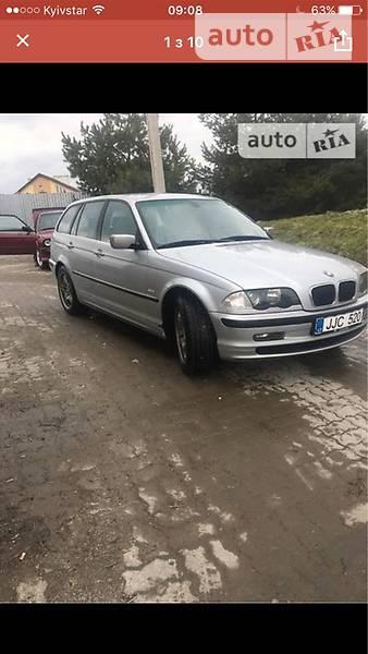 BMW 3 серия 2001 года в Ивано-Франковске