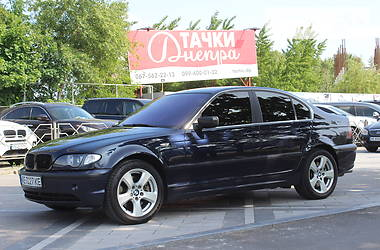 Седан BMW 330 2003 в Днепре