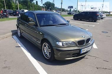 Седан BMW 330 2002 в Харькове