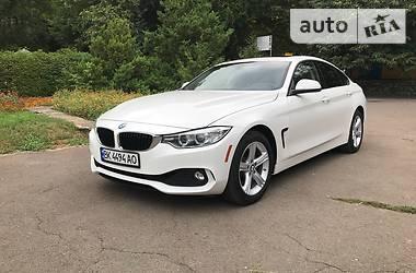 BMW 4 Series Gran Coupe 2015