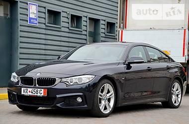 BMW 4 Series Gran Coupe 2015 в Ивано-Франковске