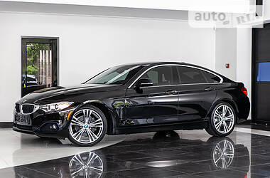 BMW 4 Series Gran Coupe 2015 в Одессе