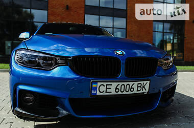 BMW 4 Series Gran Coupe 2015 в Черновцах