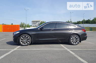 BMW 5 Series GT 2014 в Ужгороде