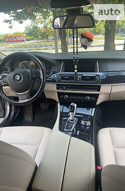 Седан BMW 518 2014 в Харькове