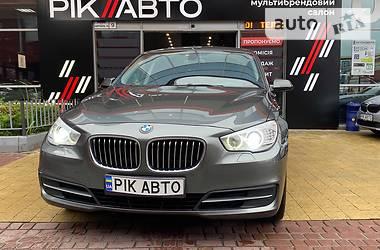 Ліфтбек BMW 520 GT 2013 в Львові