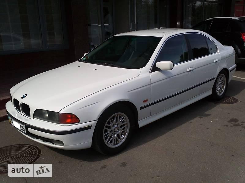 BMW 520 1997 в Киеве