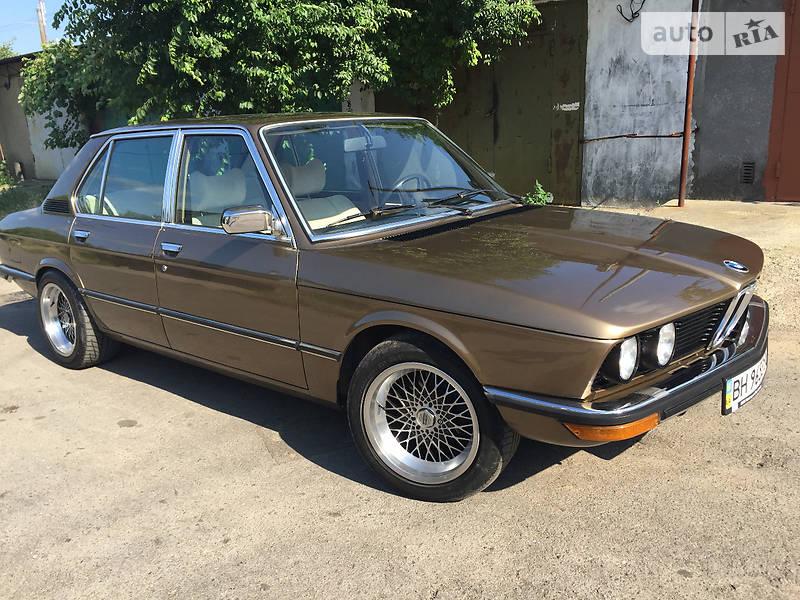 BMW 520 1981 в Одессе