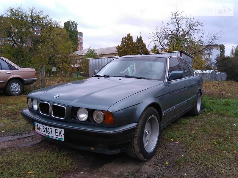 BMW 520 1990 в Переяславе-Хмельницком