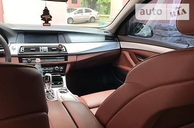 BMW 520 comfort 2011