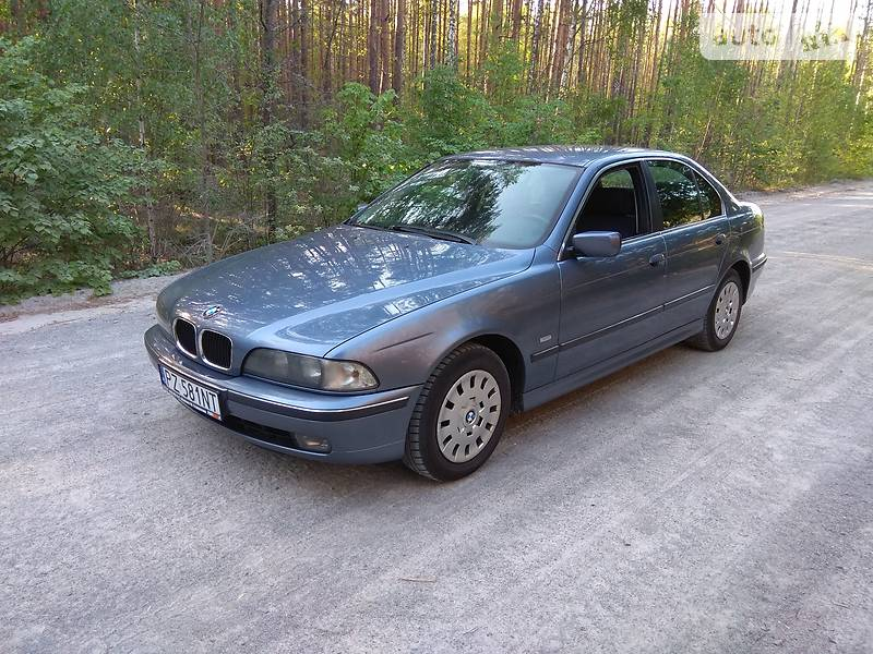 BMW 520 2000 в Новограде-Волынском