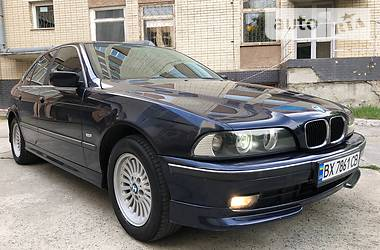 BMW 520 2000 в Нетешине